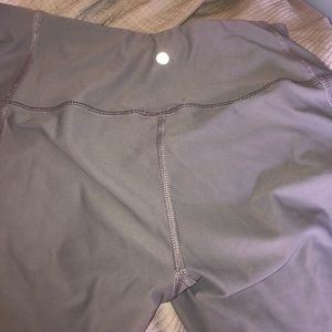 super soft grey leggings! just like lulu lemon